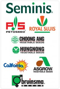seminis brands2 202x300 A Call to Boycott Monsanto   Seminis Seeds