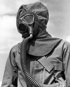 A look at the new face of warfare chemical and biological warfare