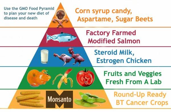 GMOを頂点とした、発がん性物質TOP5について