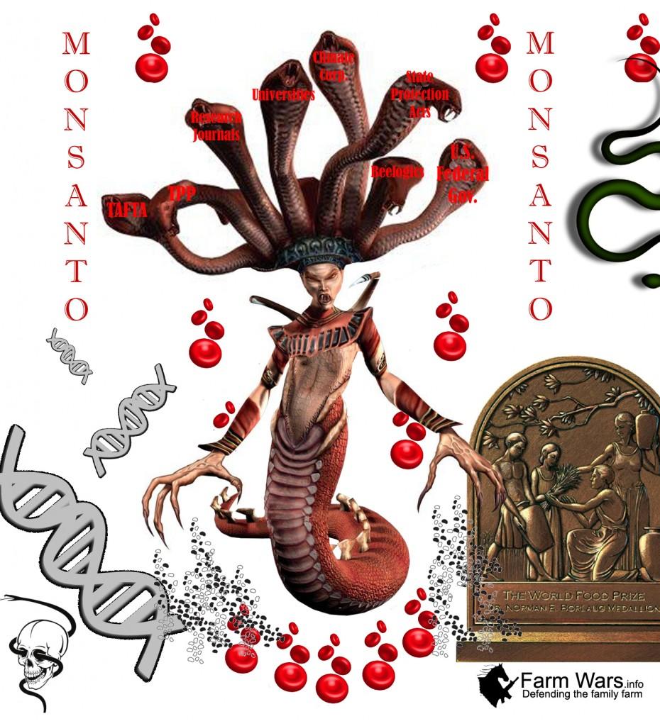 Monsanto Medusa