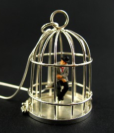 alison wells human in cage