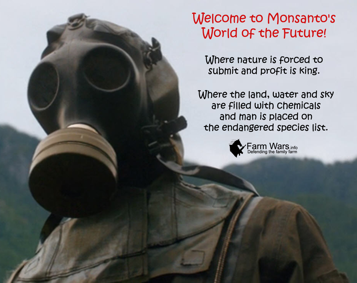 monsanto world of future